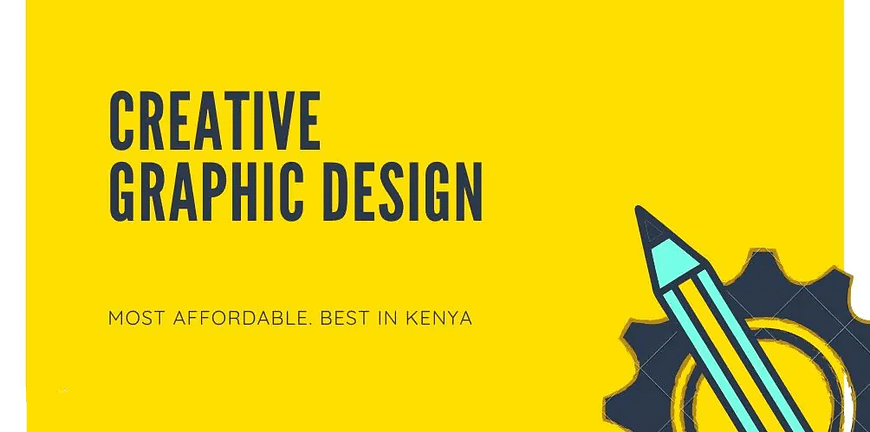 Graphic design services logo design company profiles nairobi at Ksh 1000