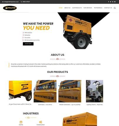international web design company UK USA website developers in nairobi