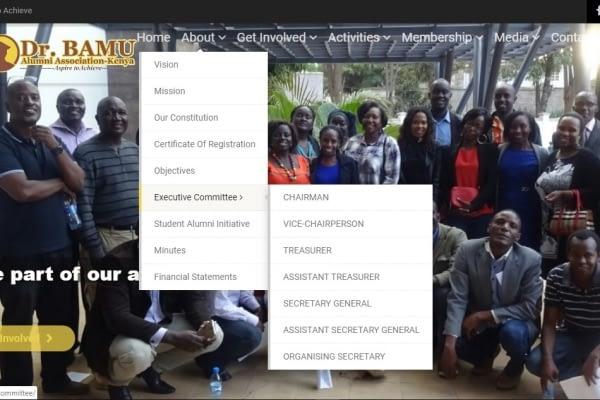 Best schools online learning web design companies in kenya