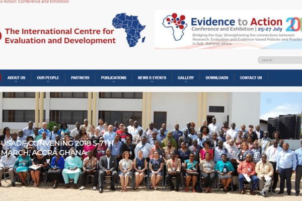 International NGO web design website developers in kenya digital marketing